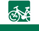 Cyklisté vítání